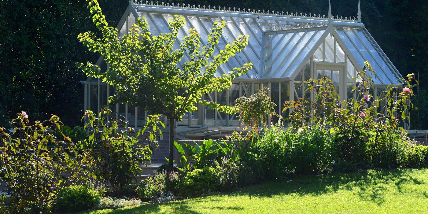 Serre de jardin Genève