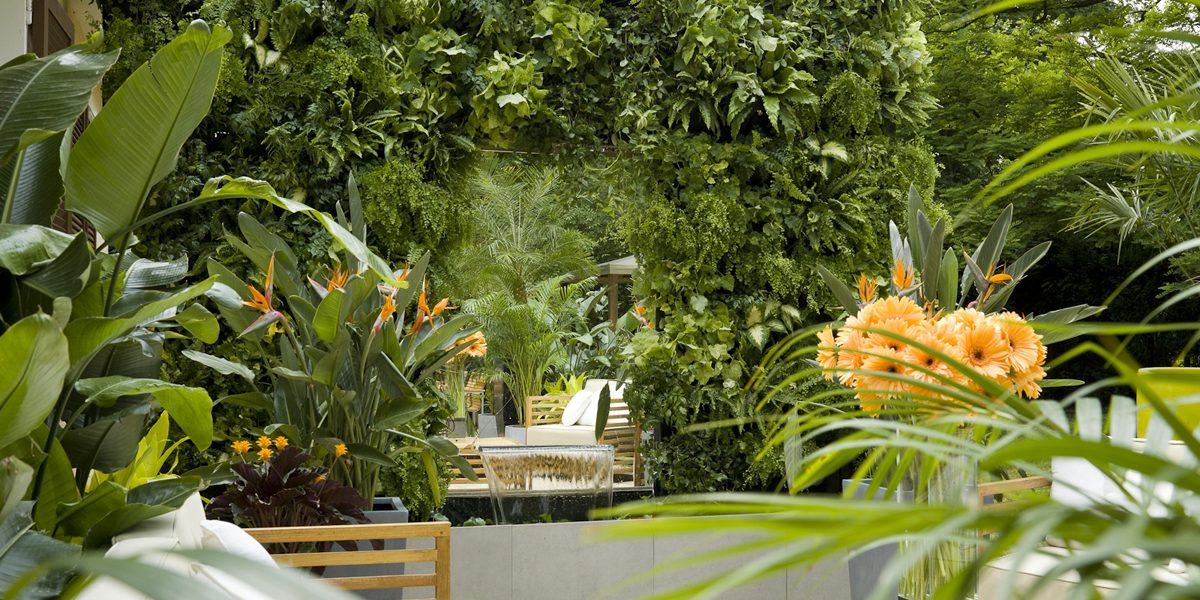 Jardin Vertical Genève - Suisse