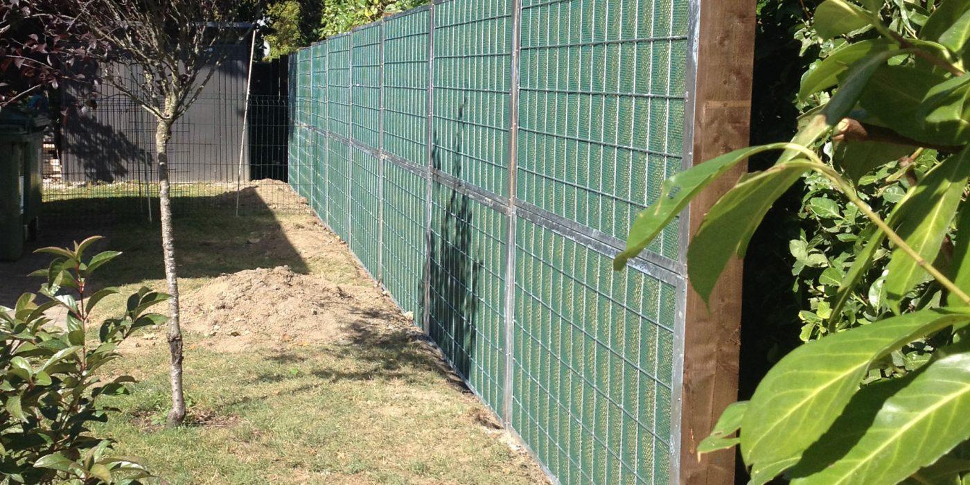 Murs anti-bruit Genève