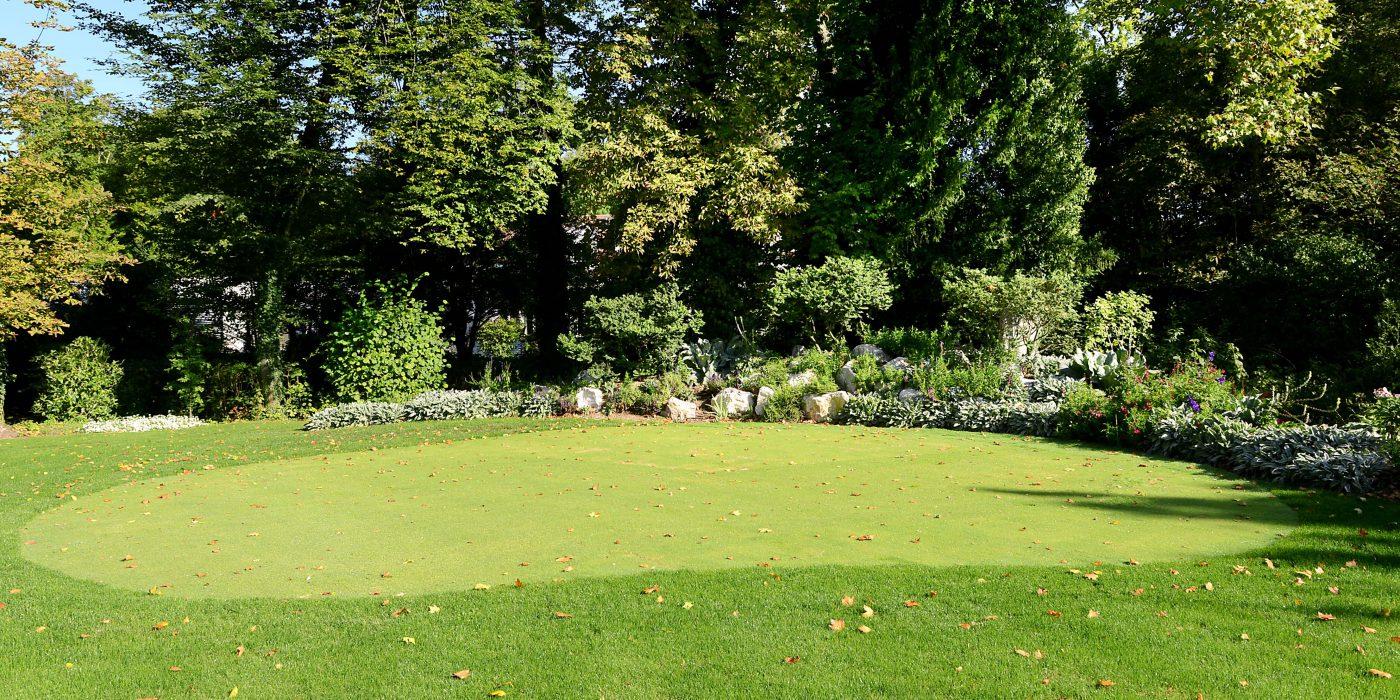 Putting Green à Genève