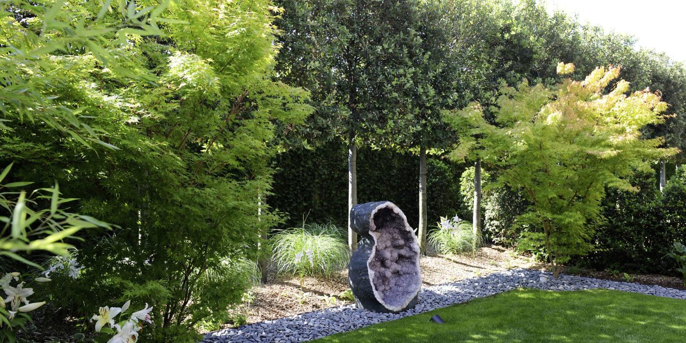 Pierre préciseuse jardin